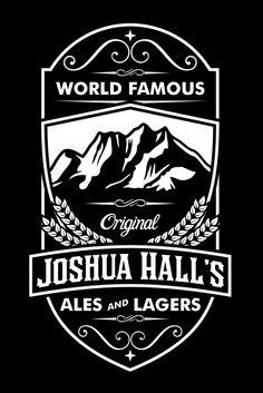 Joshua Hall's Beer logo