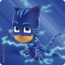 Go into the night to save the day with the PJ Masks! Gekko, Catboy and Owlette are featured on 5 designs in this exciting sticker assortment from the popular Disney Junior show. SmileMakers has a large variety of character stickers that makes it easy to f Pj Masks Images, Pj Masks Stickers, Pj Max, Festa Pj Masks, Birthday Party Invitations Free, Slider Images, Disney Cars Party, Wood Storage Box, Star Wars Comics