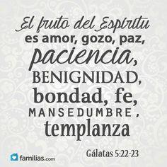 α JESUS NUESTRO SALVADOR Ω: Gálatas 5:22-23 Mas el fruto del Espíritu es amor,...