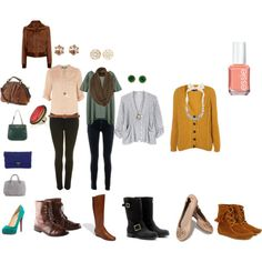 Perfect Outfits for Fall!