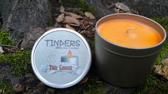 The Lodge Tinders Soy Candle