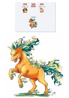 30 Incredible Works Of Art Inspired By Pokemon Fusion - BuzzFeed Mobile