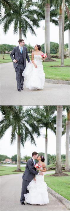 Jacaranda Wedding Photos Coral Springs FL