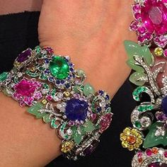Rich in color and design! True Rus Rococo Style #Faberge #rocococollection @officialfaberge @thejewelryicon