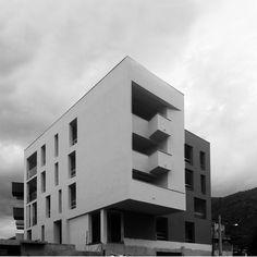 Edificio Residenziale a Portella di Mare PA, Misilmeri, 2014 - AREA STUDIO architetti associati