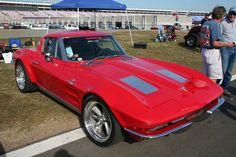 Autocross 1963 Corvette