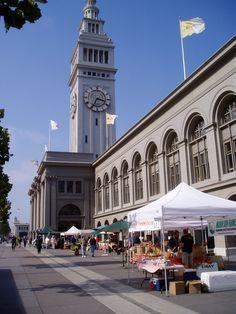 Ferry Plaza Farmers' Market, San Francisco