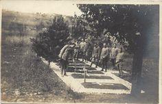 (1915-18) Piccolo cimitero militare