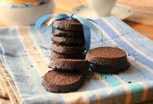 Biscotti speziati al cioccolato