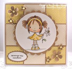 Summer Card - DigiStamp Boutique