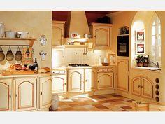 cuisine provencale meuble - cuisine provençale meuble de chez ... - Cuisine Equipee Style Provencale