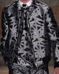 patternprints journal: PRINTS, PATTERNS, TEXTURES AND TEXTILE SURFACES FROM MENSWEAR S/S 2016 COLLECTIONS / MILANO CATWALKS Les Hommes