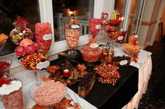 Fall Candy Buffet | Fall Candy Buffet: CW distinctive DESIGNS | Flickr - Photo Sharing!