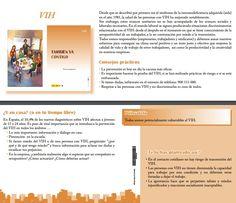 Campaña de Promoción de la salud Tema n°4 VIH