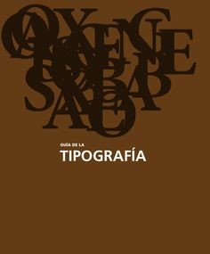 Guia tipografia