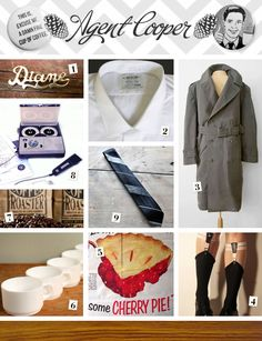 Agent Cooper | The Etsy Blog