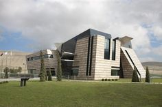 Gallery - Azercosmos / Nariman Architecture - 1