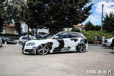 fotografia sobre - 13639 - no tuningonline. Audi Cars, Carros Audi, Audi Wagon, Mazda 3 Hatchback, A3 8p, Camo Designs, Vehicle Wraps, Best Luxury Cars, Sport Cars