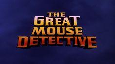 The Great Mouse Detective (1986) - Disney Screencaps.com