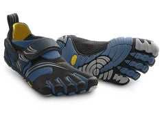 These Vibram fivefingers shoes are awesome! Think I can wear them at work?