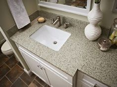 The right guide to a bathroom sink size #Home Improvement Guide