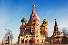 Catedral de São Basílio Rússia