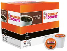 Dunkin Donuts Original Blend KCup Pods 44 Cups *** Click image for more details. (This is an affiliate link and I receive a commission for the sales)