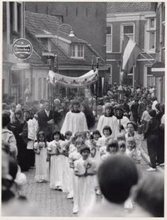 Heilige Bloedprocessie Boxtel 1981