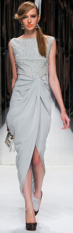 Jenny Packham Spring Summer 2013 Ready To Wear Collection - Evening Gowns