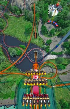 The record-breaking Yukon Striker roller coaster is not for the feint of heart. And it's located right here in Canada! Fastest Roller Coaster, Roller Coaster Ride, Scary Roller Coasters, Art Du Cirque, Young The Giant, Royal Ontario Museum, Amusement Park Rides, Vacation Destinations, Vacations