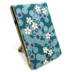 JAVOedge Cherry Blossom Flip Case for the Amazon Kindle PaperWhite (Ocean Blue) by JAVOedge. $29.99. Cover your Paperwhite with a beautiful arrangement of cherry blossoms with the Ocean Blue Cherry Blossom Kindle Paperwhite Flip Case. The Flip Case design with a built-in kickstand allows the Paperwhite to be propped up so that it can be viewed hands-free. The built-in frame offers a snug fit for the Paperwhite to keep it safely inside the case at all times. The design ...