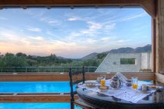 Goodmorning @Villa Artemis, Crete, Greece