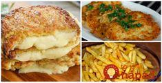 Perfektné tipy, ako pripraviť obľúbené nezdravé pochúťky zdravo! Mashed Potatoes, Macaroni And Cheese, Syr, Meat, Chicken, Cooking, Ethnic Recipes, Food, Fitness