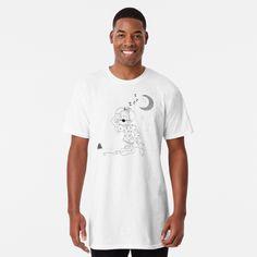 T-shirt long 'Tshirt see the world differently and again' par T Shirt Fun, My T Shirt, Neck T Shirt, Design T Shirt, Shirt Designs, Bad Gyal, Costume, Boutique Clothing, Tshirt Colors