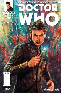 Exclusive: First look at Titan Comics' new Tenth and Eleventh Doctors | Articles | Doctor Who