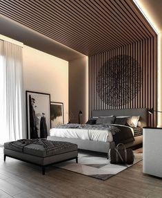 39 elegant bedroom design for small room 25 Master Bedroom Interior, Modern Master Bedroom, Interior Design Games, Modern Interior Design, Elegant Bedroom Design, Scandinavian Style Home, Suites, Luxurious Bedrooms, Apartment Design