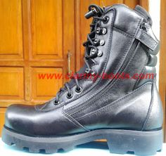 Sepatu Boots Type C-045R DANY :081802060232 / PIN-BB 2316726C   www.ciarmy-boots.com