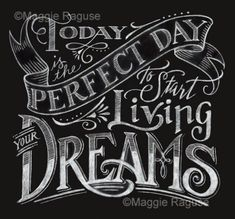 The Mag Rag: I love Hand Lettering! - The Mag Rag: I love Hand Lettering! The Mag Rag: I love Hand Lettering! Chalkboard Typography, Blackboard Art, Chalk Lettering, Chalkboard Designs, Lettering Design, Chalkboard Ideas, Chalkboard Drawings, Chalkboard Paint, Typography Letters