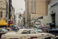 Broadway | Canal St. (May 1993) by iEiEi, via Flickr