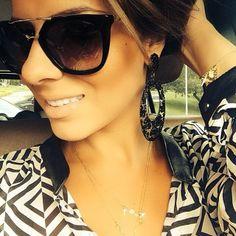 Oculos De Sol Prada, Acessórios De Moda, Mulheres, Dicas, Cinema, Lentes,  Sapato Iate fc16838d73