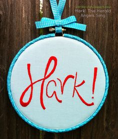 Hark! by wildolive, via Flickr