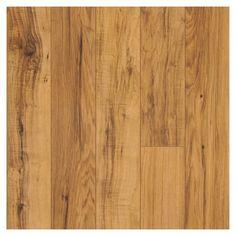 "Lowes Pergo 4-7/8""W x 48-1/2""L Hampton Hickory Laminate Flooring"