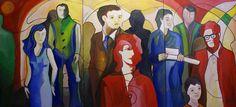 Die Philosophen by Nicola Quici