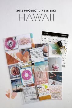 2015 Project Life: Hawaii | It's Me, KP | Bloglovin'