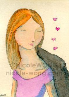 Lady love -- Nicole Wong