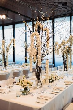 Featured Photographer: MiltonGan Photography; wedding reception idea
