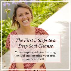 Tools and techniques to guide you in deep cleansing the soul and meeting your true authentic self. Soul Cleansing, Authentic Self, Macrame Tutorial, Yoga Meditation, Free Ebooks, Self Love, Cleanse, How Are You Feeling, Journey
