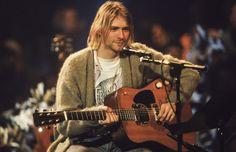 """Nirvana – """"MTV Unplugged in New York"""" bikker 21 år"""