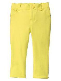 Five-pocket knit pants | Gap18-24 mos