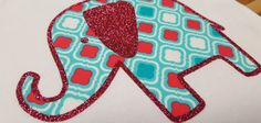 DIY fabrics applique